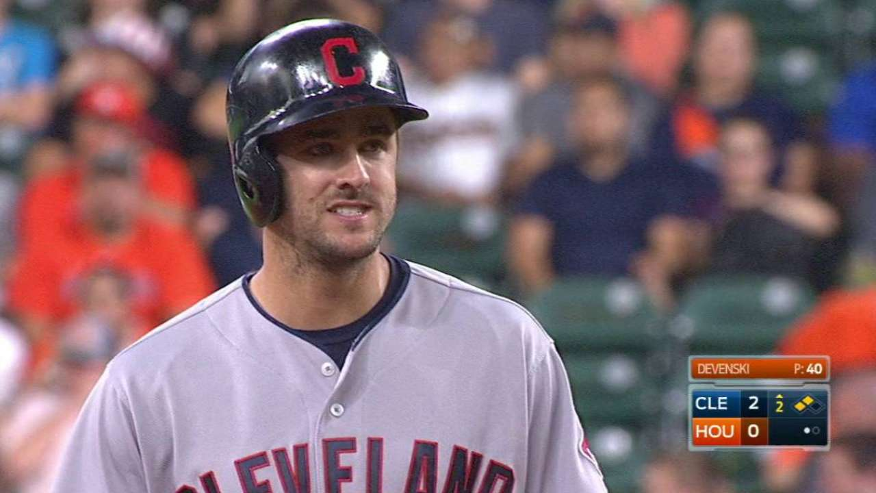 Chisenhall's RBI double