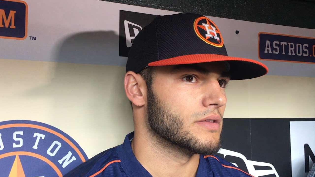 McCullers' return means 6-man rotation for near term