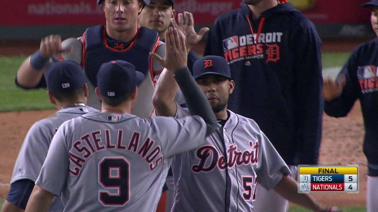 Hard-working Tigers relieved to see streak end