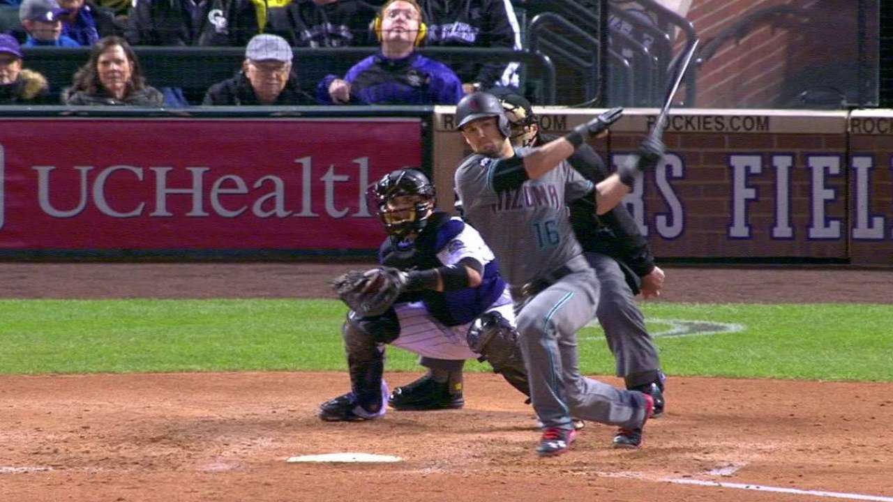 Rubby rolls as surging D-backs tame Rox
