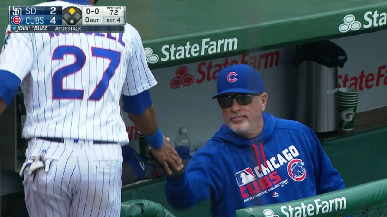 Federowicz: Options for Cubs with 3 catchers