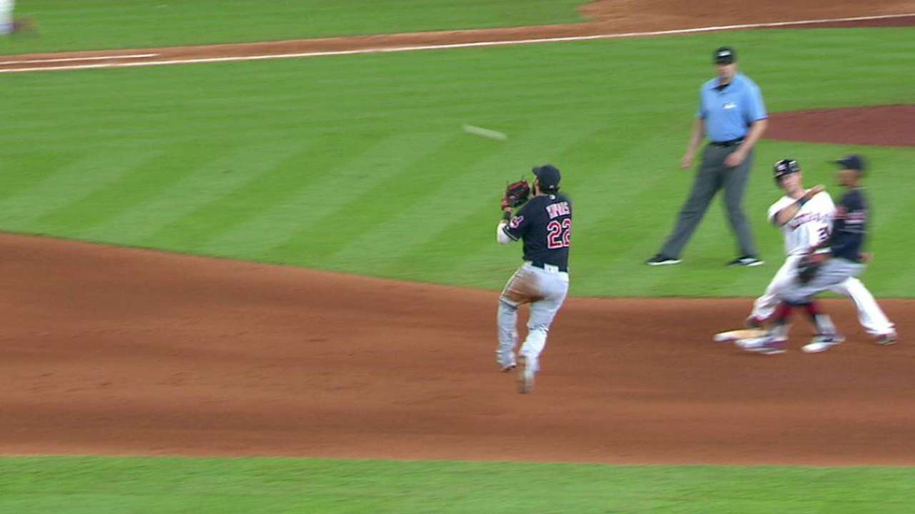 Kipnis gets out after review