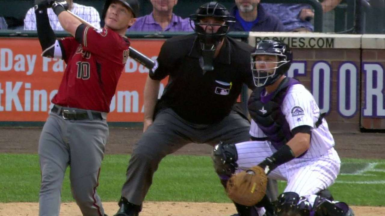 Herrmann's RBI triple