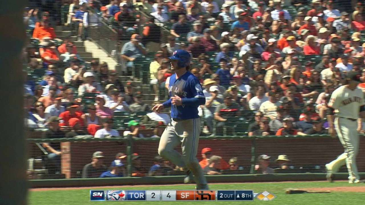 Defensive miscues don't help Blue Jays' cause