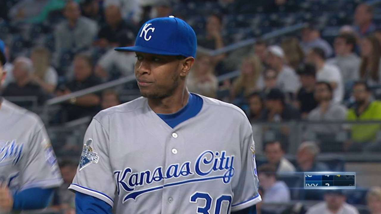 Ventura gives KC's staff much-needed stability