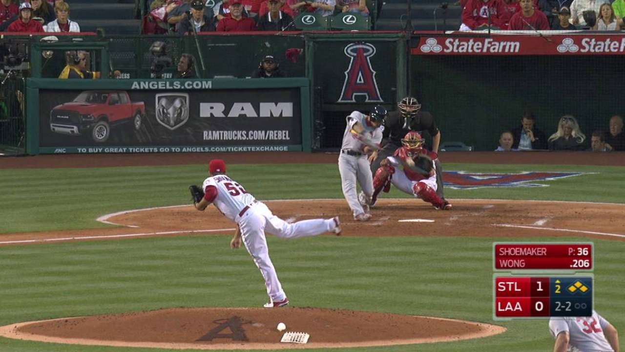 Wong's RBI single