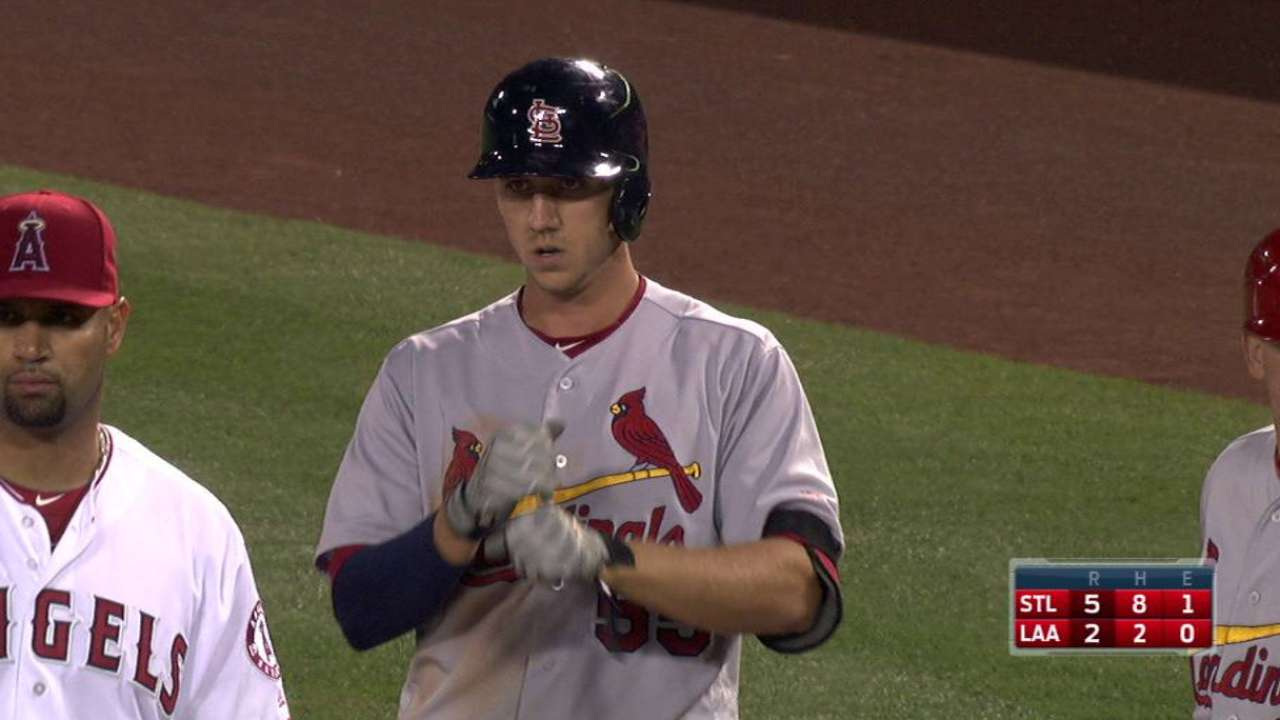 Piscotty's RBI single