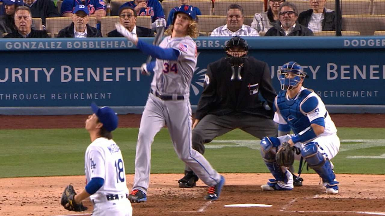 Must C: Thor hammers two homers