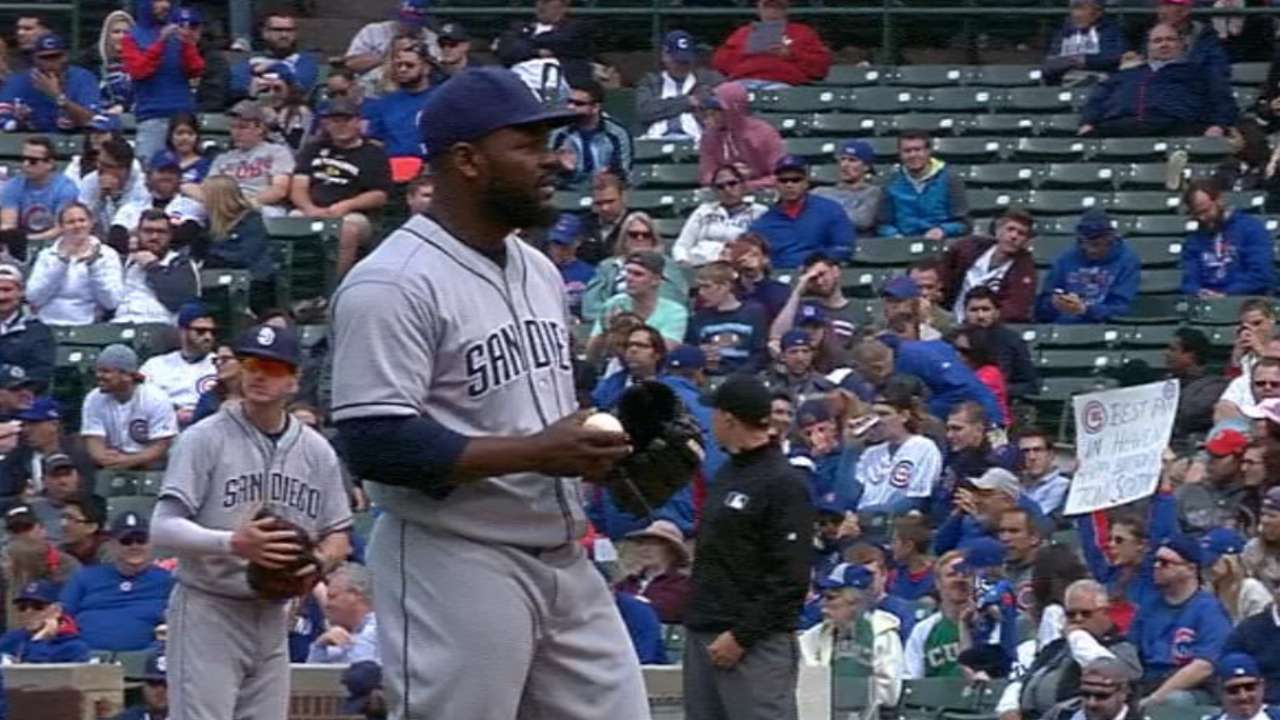 Rodney second Padre with 2 saves in 1 day