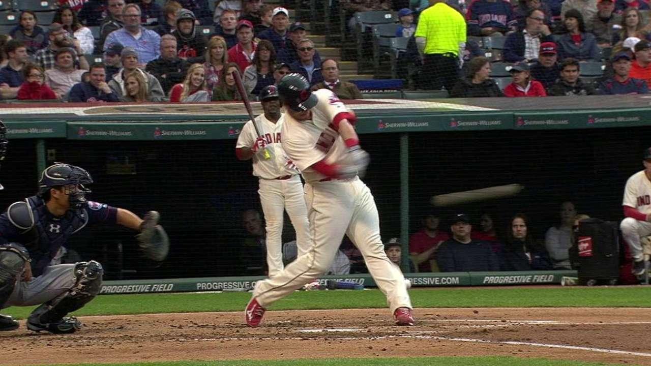 Gomes' two-run shot