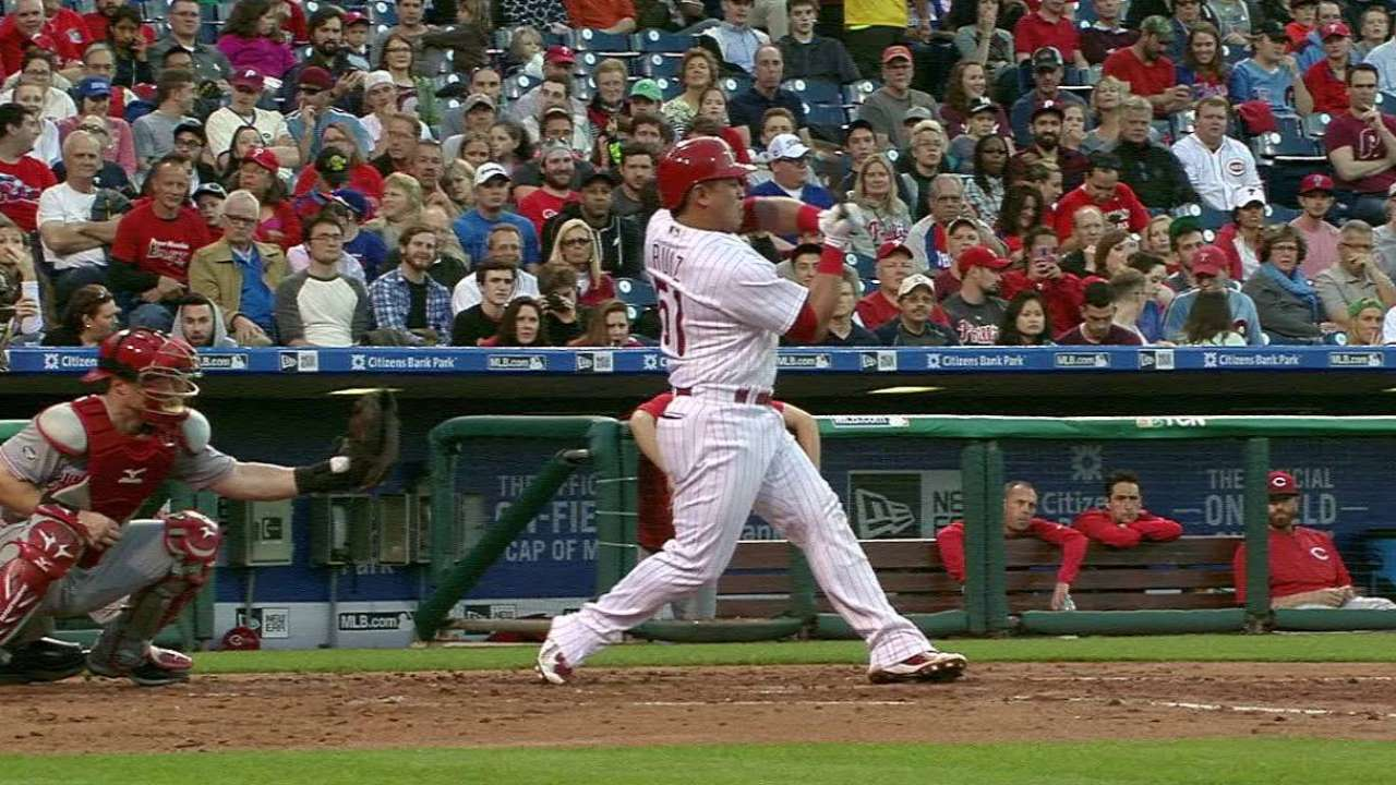 Walks, high pitch counts catching up to Finnegan