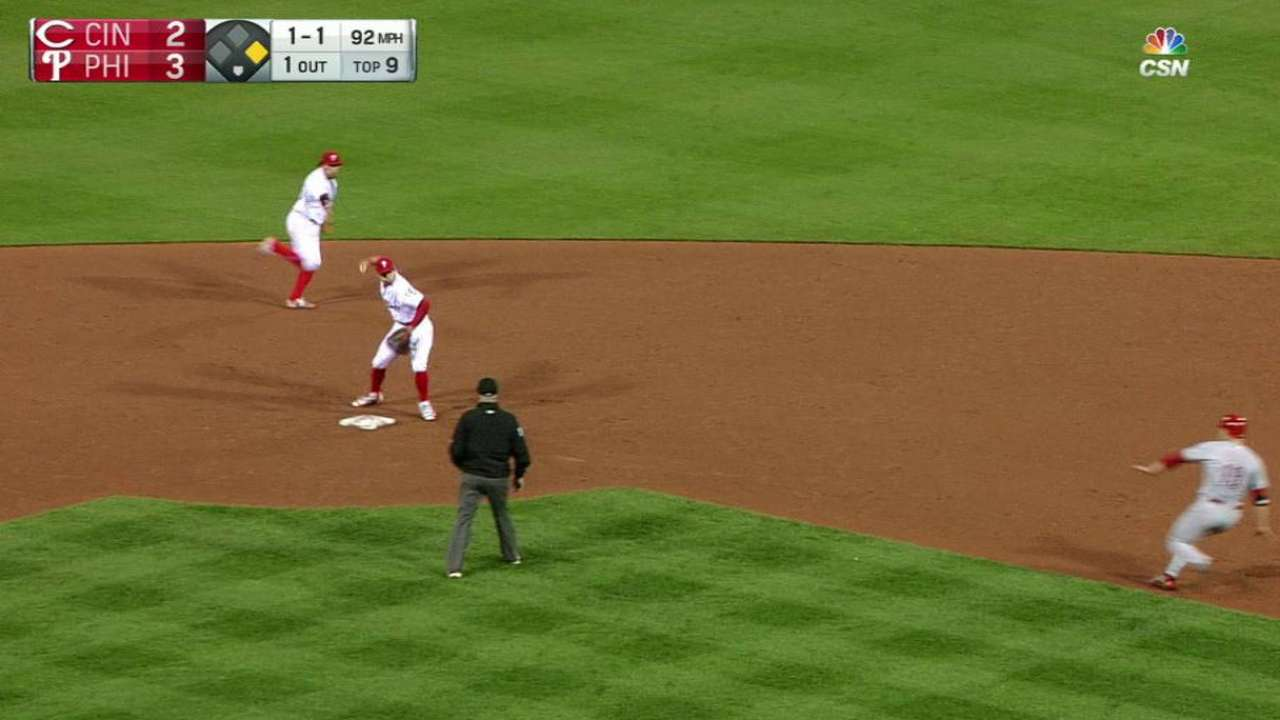 Phillies thriving in one-run games