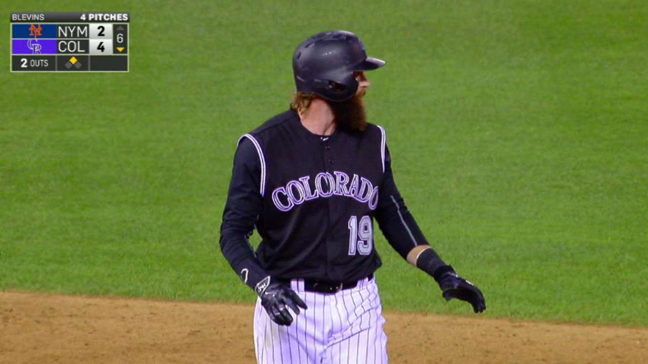 Blackmon finding swing with simple approach