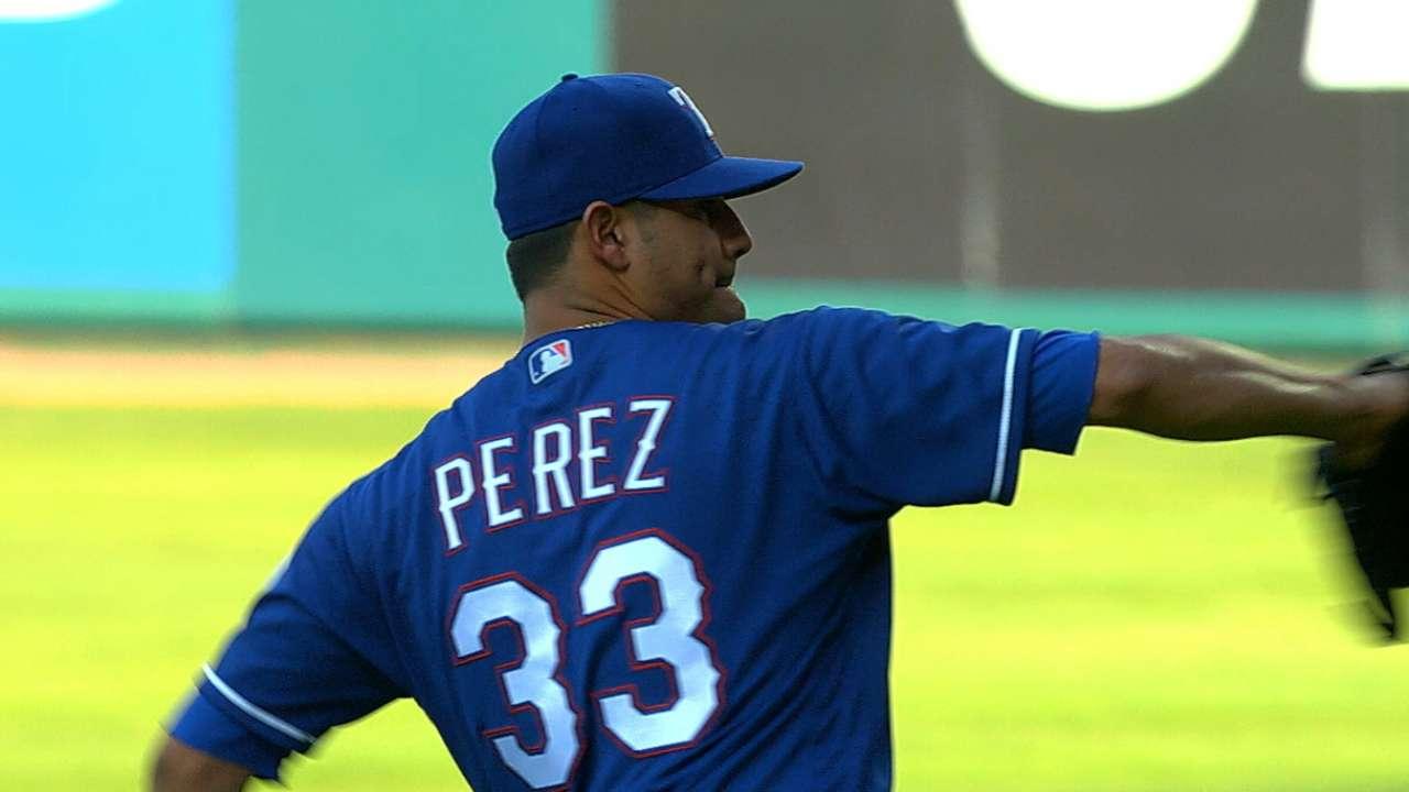 Perez unshaken after tough-luck loss