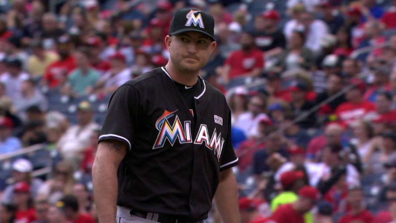 Reliever Morris outrighted to Triple-A