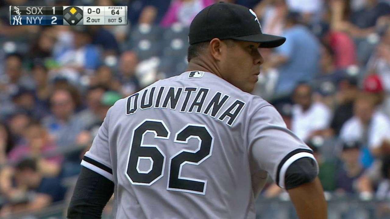 Quintana fans Gardener