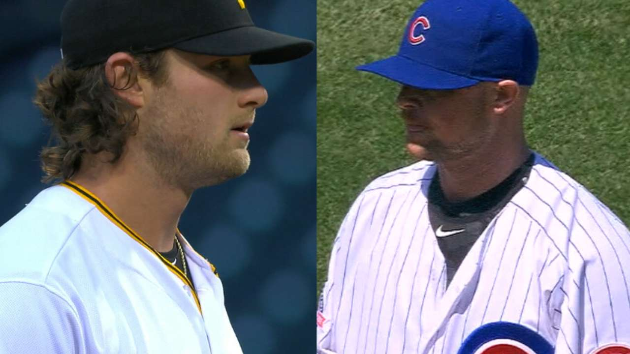 Lester, Cubs aim for 2nd sweep of Bucs on MLB.TV