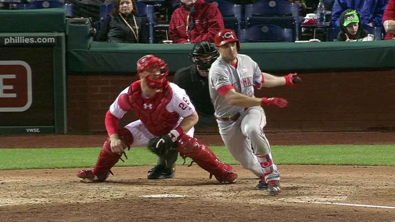 Duvall's RBI double