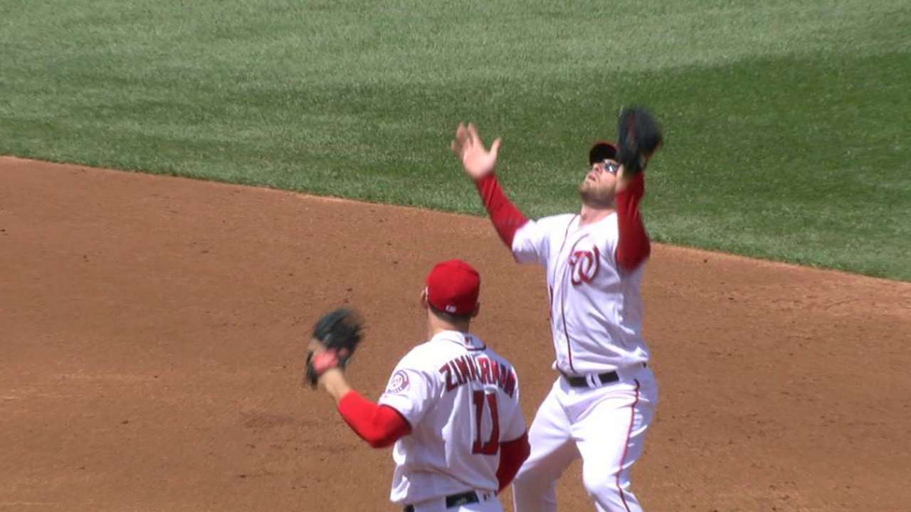 Drew loses ball in sun in pivotal inning