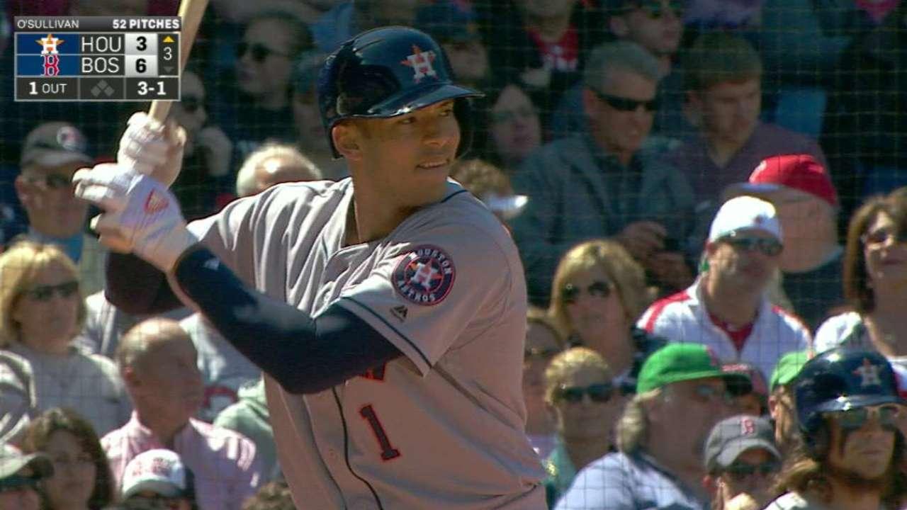 Correa's seventh homer of 2016