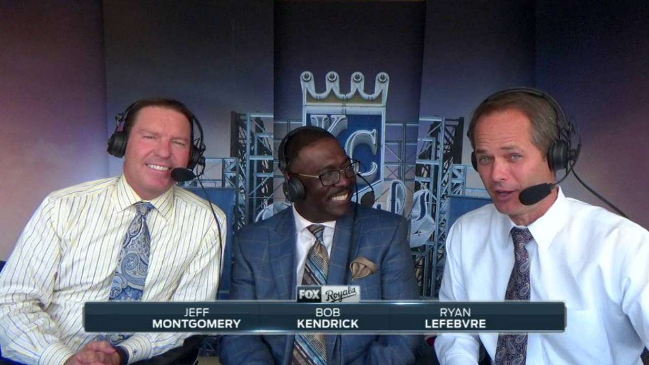 NLBM president in the KC booth