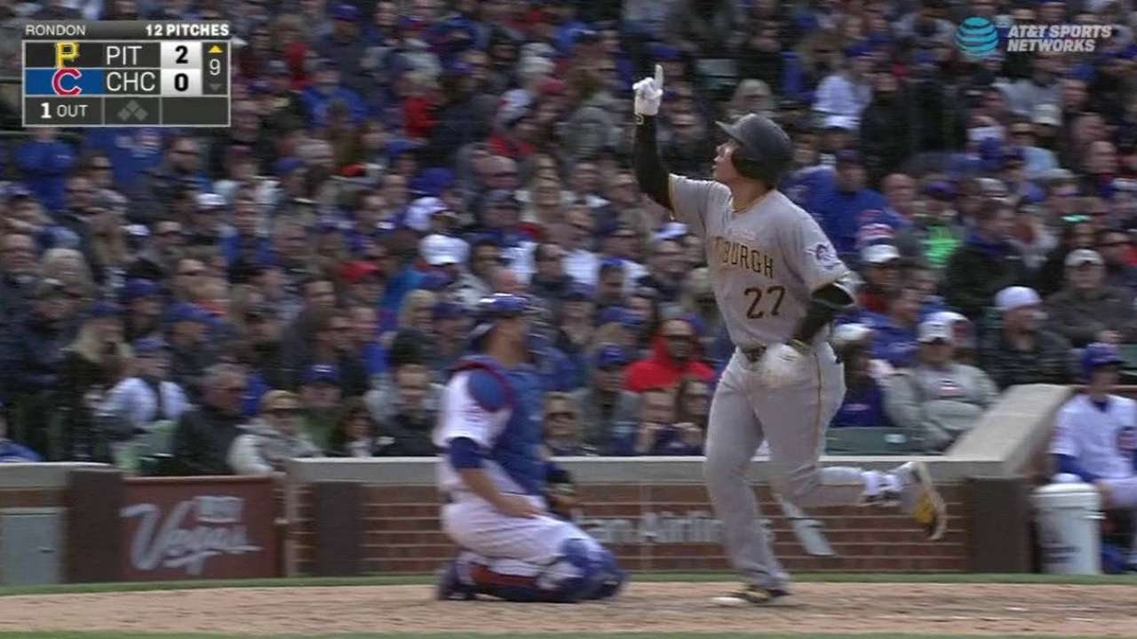 Kang's solo homer in the 9th