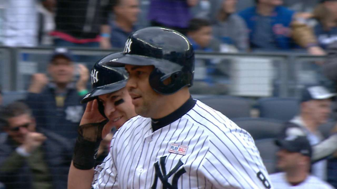 Must C: Beltran's 400th blast