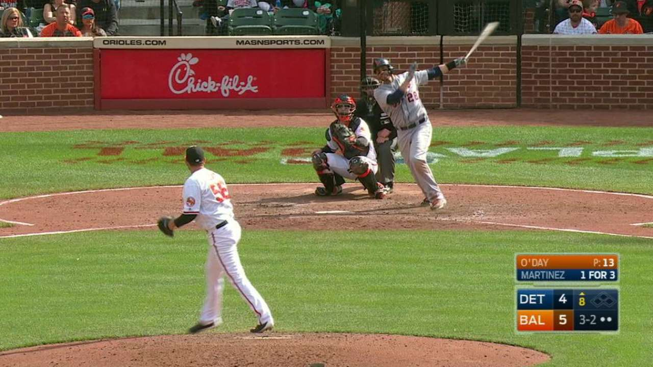 O'Day, Orioles thought they had strike 3