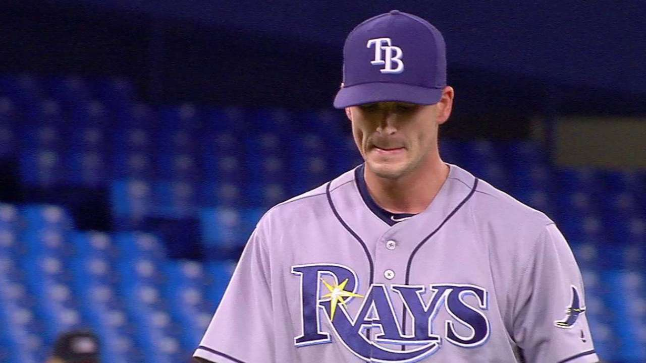 Smyly's strikes out Tulo