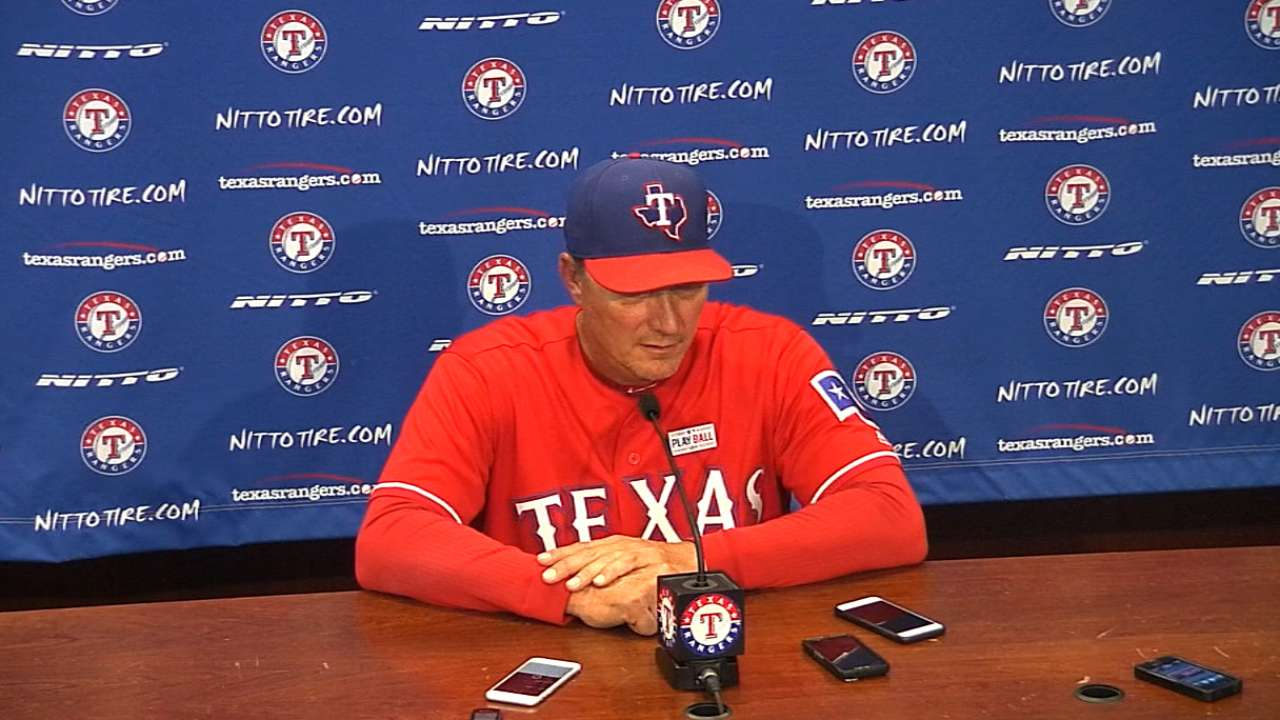 Banister eager to move on from ugly fracas