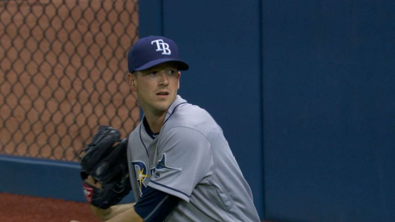 Rays' starters frustrated by stunted starts