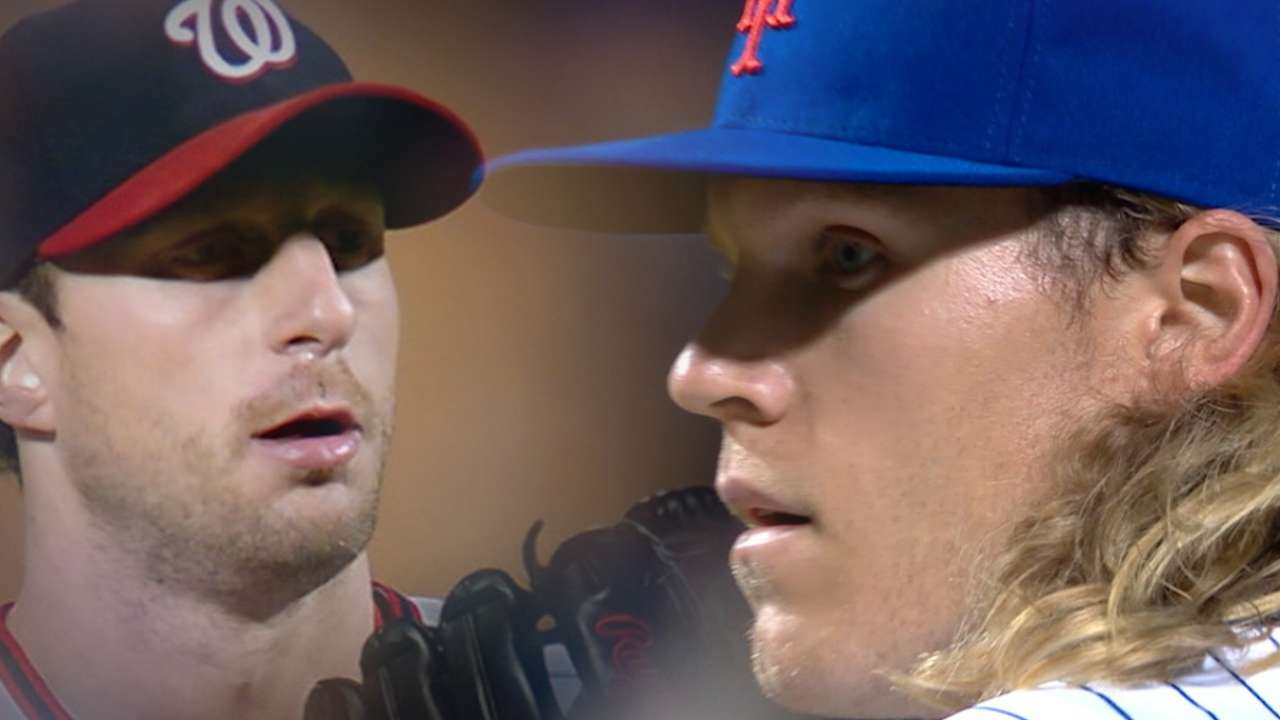 Thor, Scherzer square off with game's best fastballs