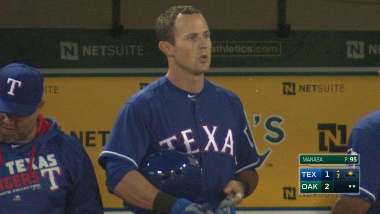 Stubbs returns to Rangers; Rua to Round Rock