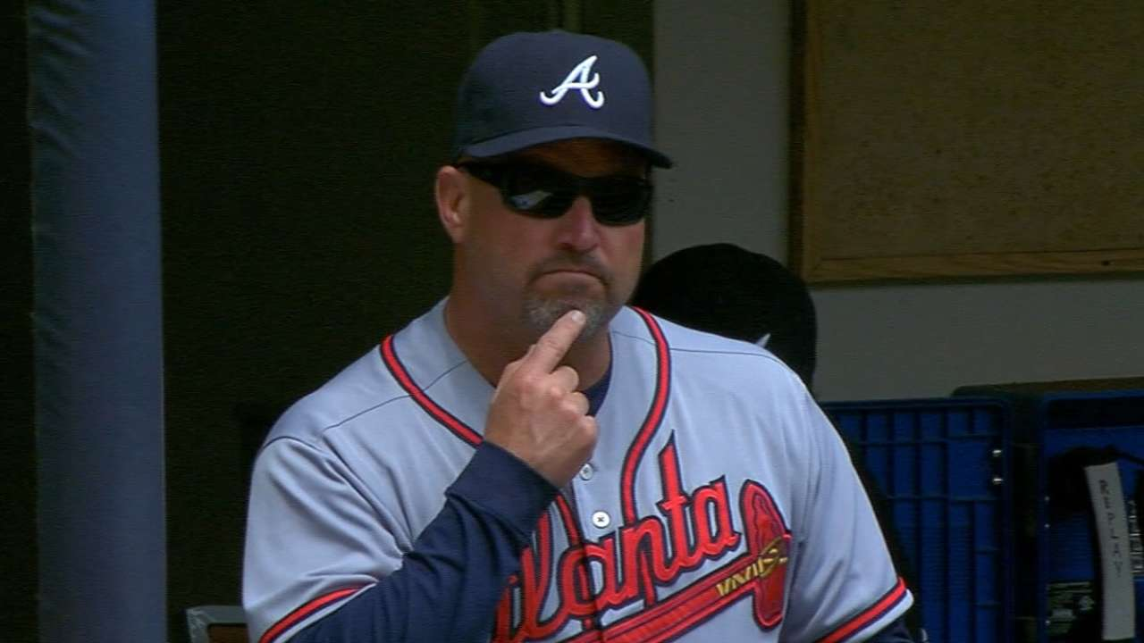 Early candidates to be Braves' next manager