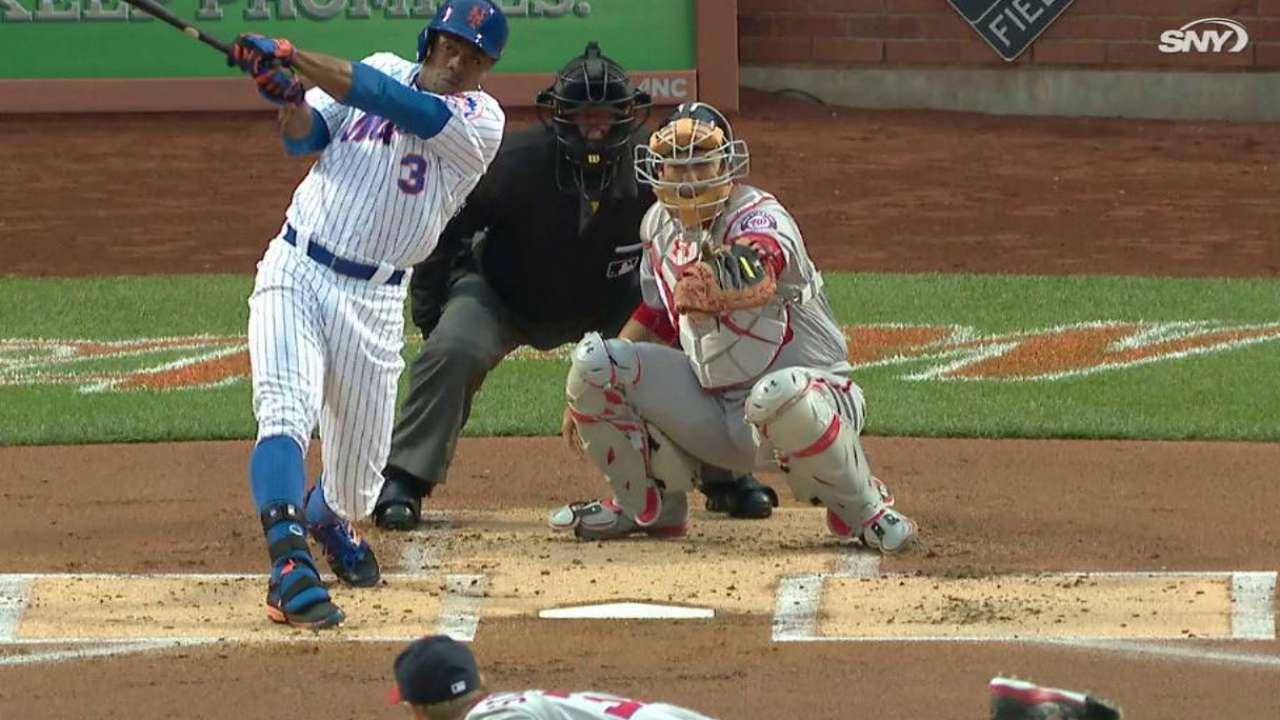 At the ready: Grandy renews rivalry with bang