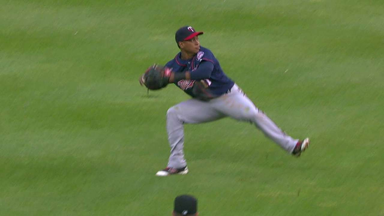 Molitor hopes to find more playing time for Polanco
