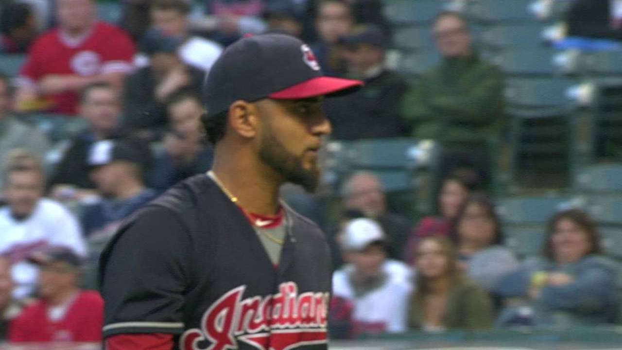 Growing up, Salazar rooted for Red Sox