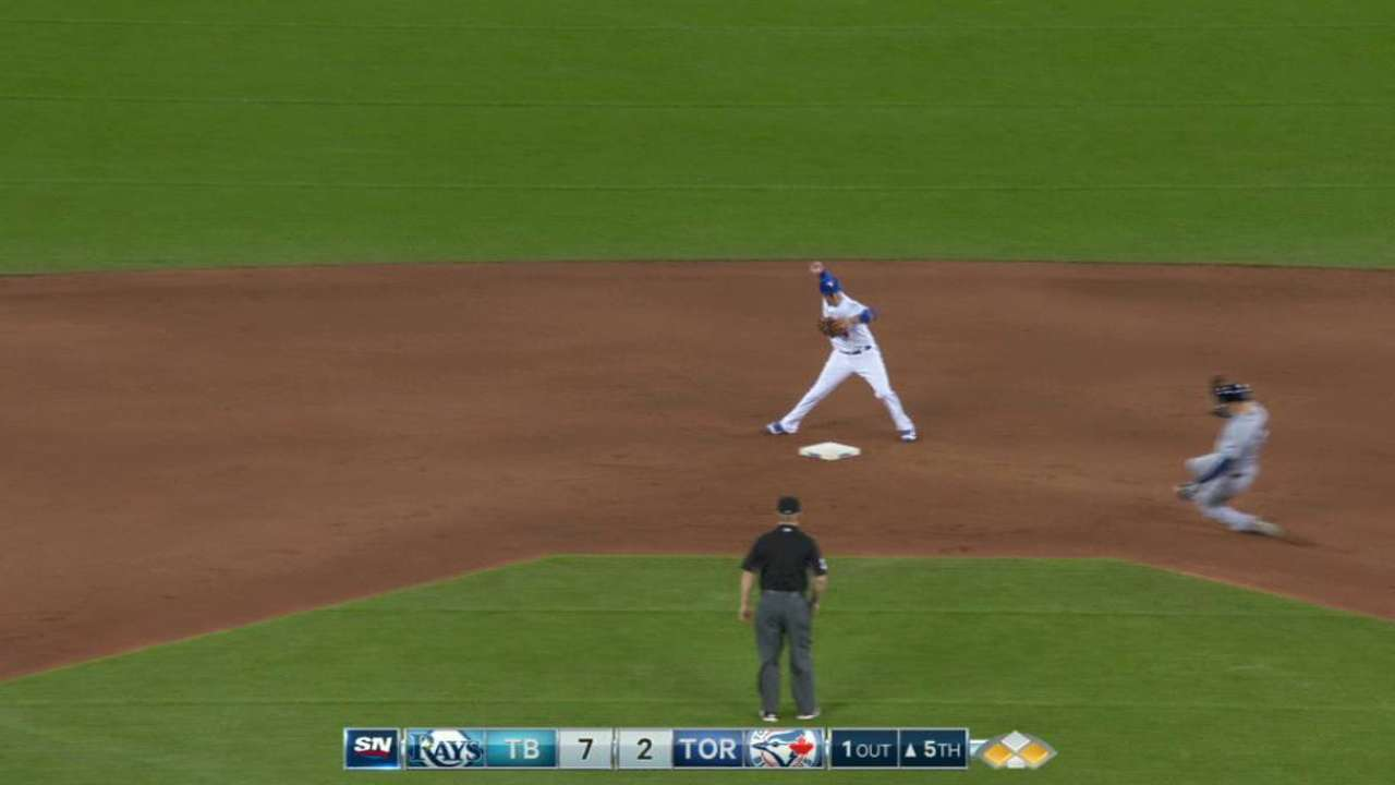 Stroman not discouraged after first loss