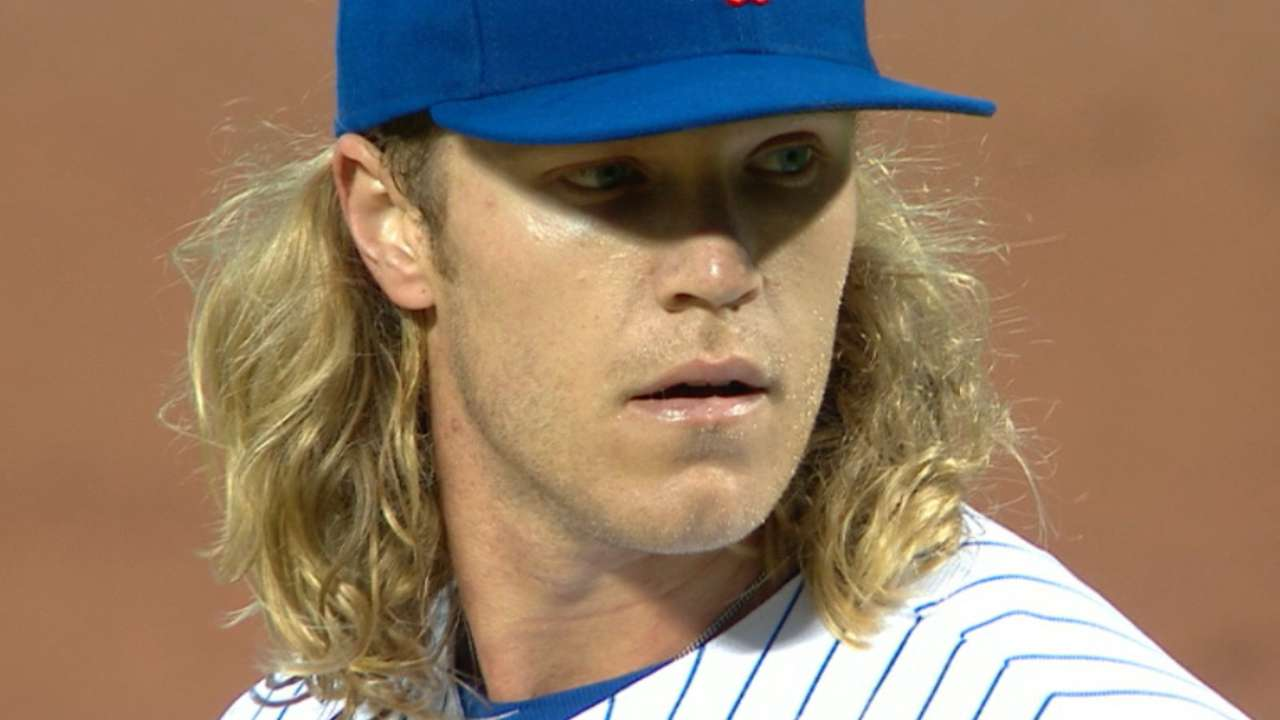 Aces high: Thor, Arrieta back in action on MLB.TV