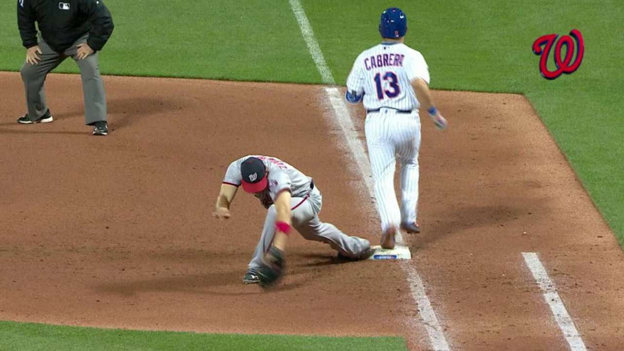 Murphy helps Nats turn two