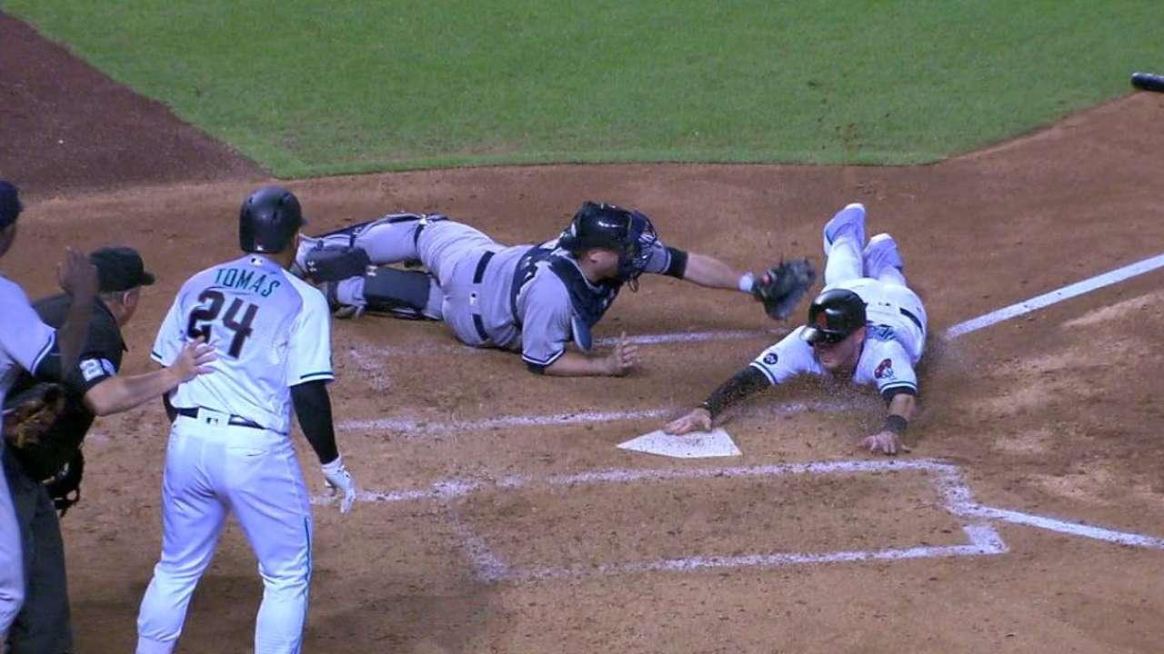 Greinke domina y D-backs le repiten dosis a Yankees