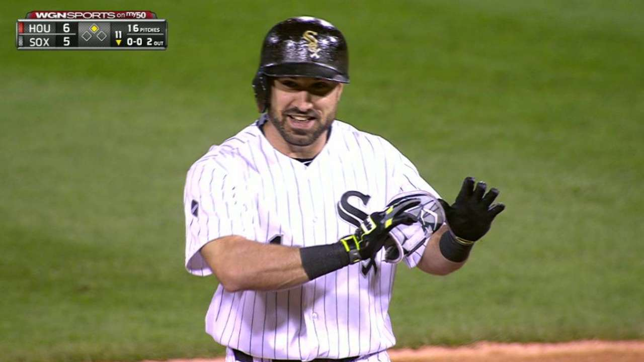 White Sox take pride in fighting late into games