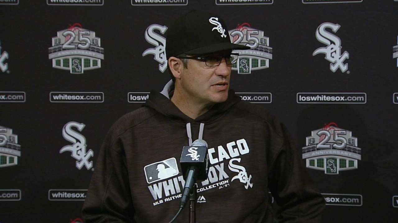 No absence of fight in struggling White Sox
