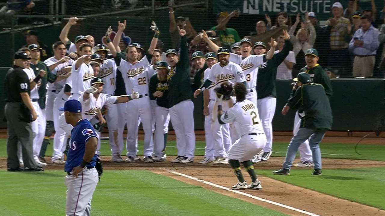 A's, Bucs and Mariners power bats gear up for Sunday