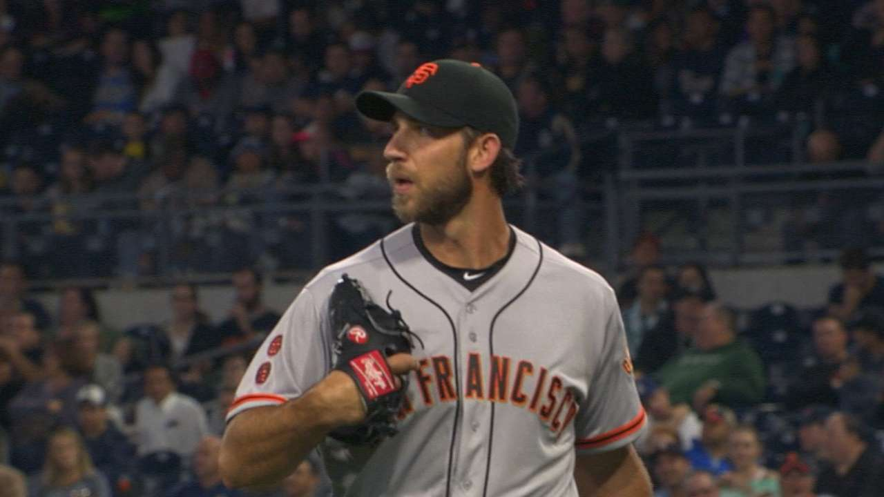 MadBum pushes Giants' winning streak to 6