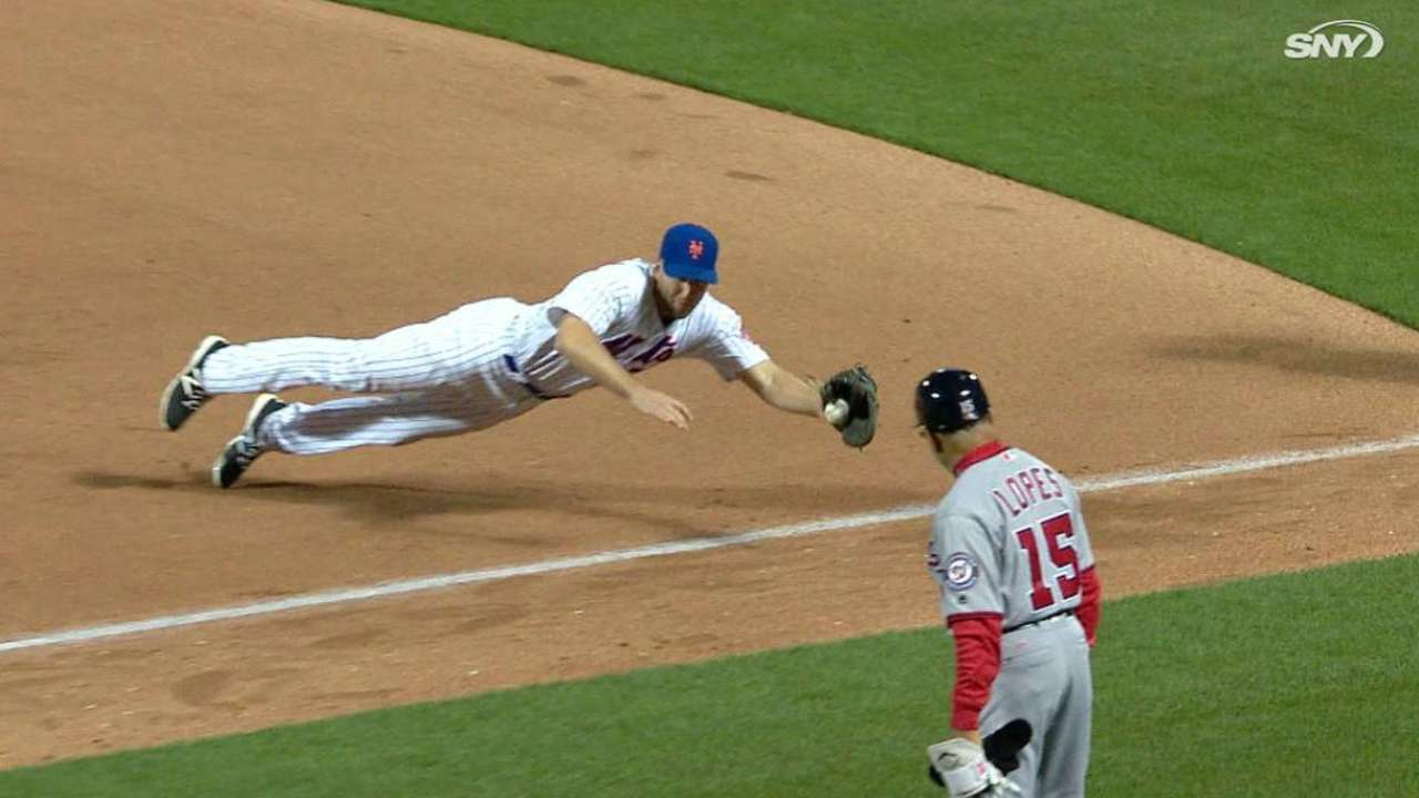 10 first-base options for Mets with Duda out
