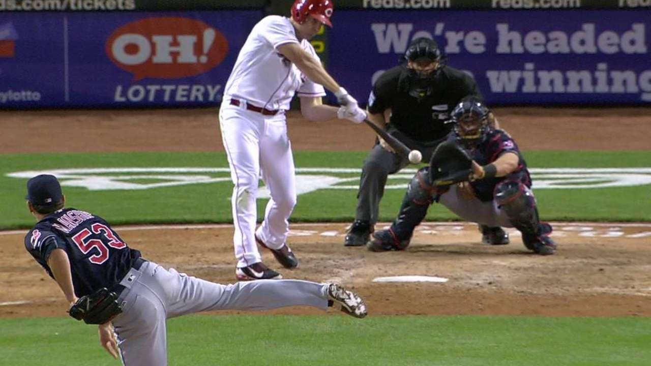Bruce's second home run