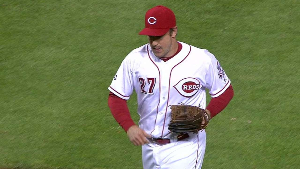 Ohlendorf strikes out Byrd