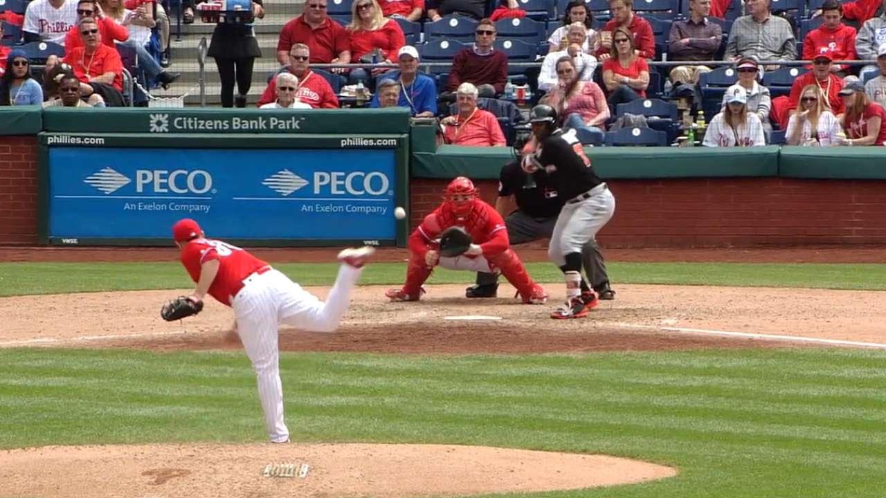 MLB Tonight: Phillies' bullpen