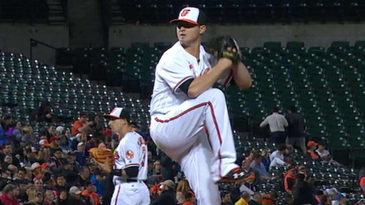 Could Britton's 5-out save be sign of things to come?